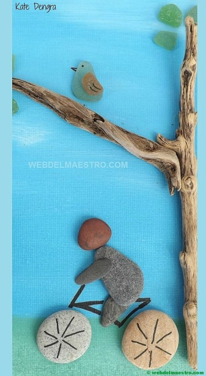 piedras pintadas c mo pintar piedras web del maestro