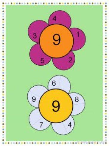 Descomposicion de números-9--color
