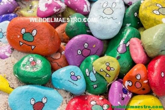 divertidas piedras pintadas-5