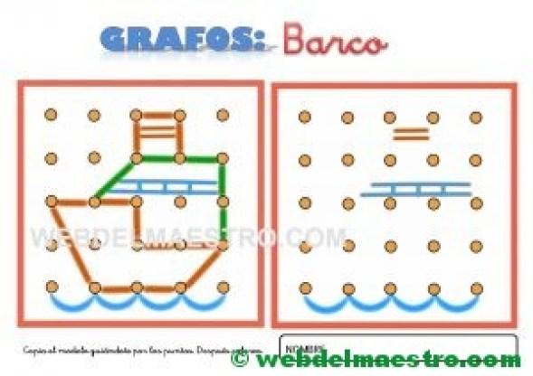 Dibujos para unir puntos-barco-3