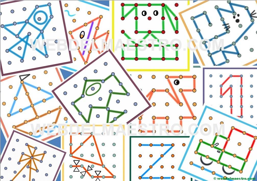 Iniciación a los grafos | Unir puntos