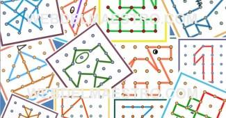 Iniciación a los grafos- Unir puntos