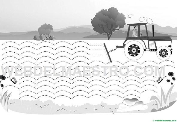 Trazado de líneas curvas-II
