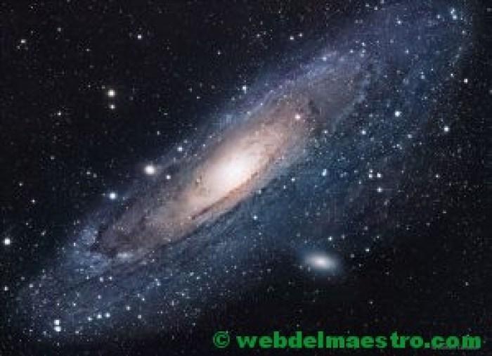 Galaxia de forma elíptica-