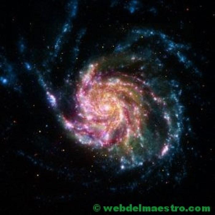 Galaxia de forma espiral