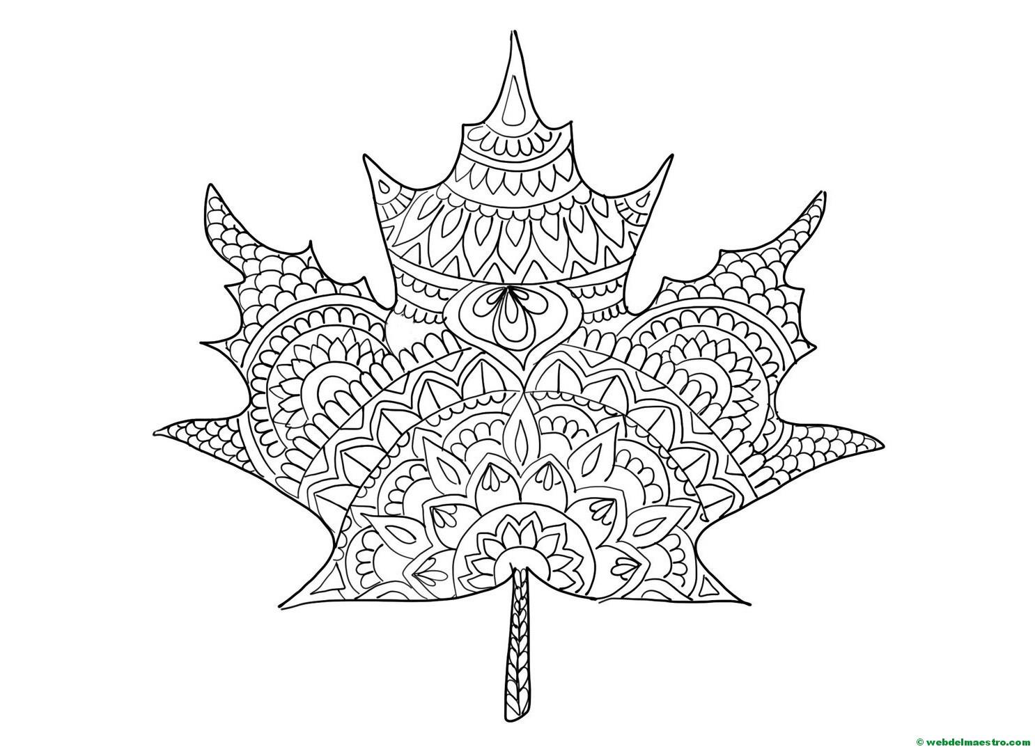 Dibujos Para Colorear Grandes: Dibujos Para Imprimir - Web Del Maestro