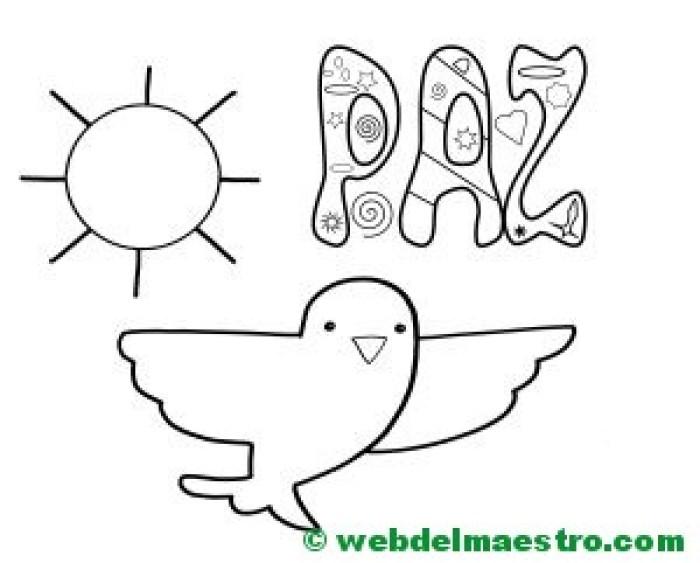 paloma de la Paz-
