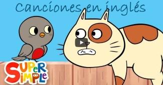 Canciones infantiles en ingles