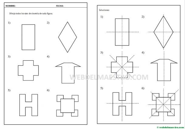 Eje de simetría primaria-actividades-3