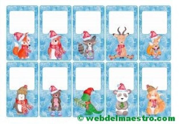 felicitaciones de navidad personalizadas-tamaño pequeño-1