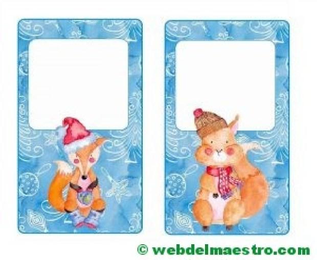 tarjetas de navidad- tamaño grande-5