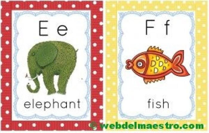 letras e-f