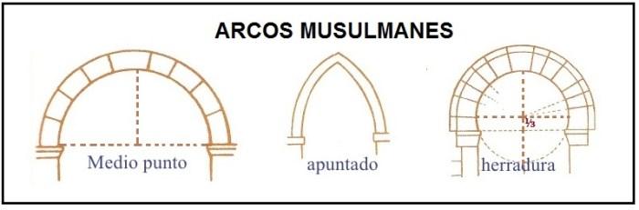 ARCOS MUSULMANES-
