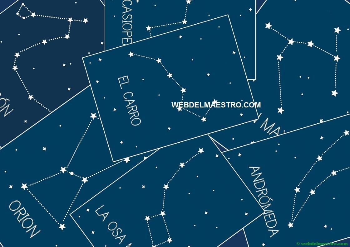 Las constelaciones para niños - Web del maestro