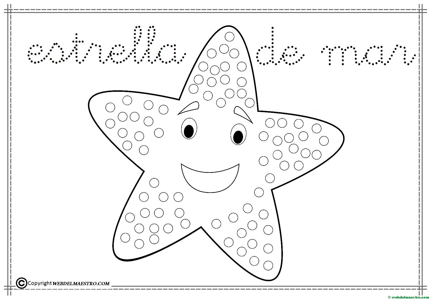 Dibujos para colorear fáciles | dibujos infantiles - Web del maestro
