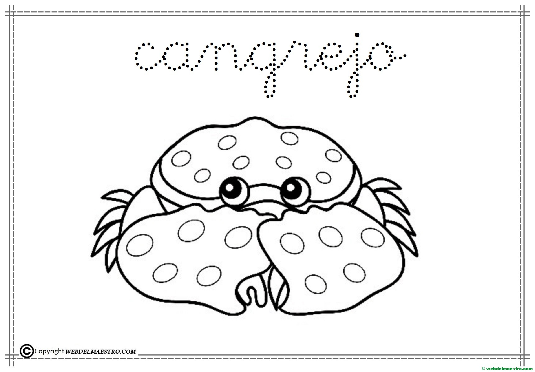 2-cangrejo - Web del maestro