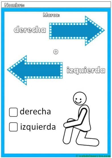 Izquierda y derecha-Actividades-1