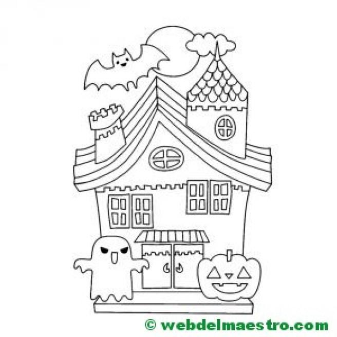Casas de Halloween-3
