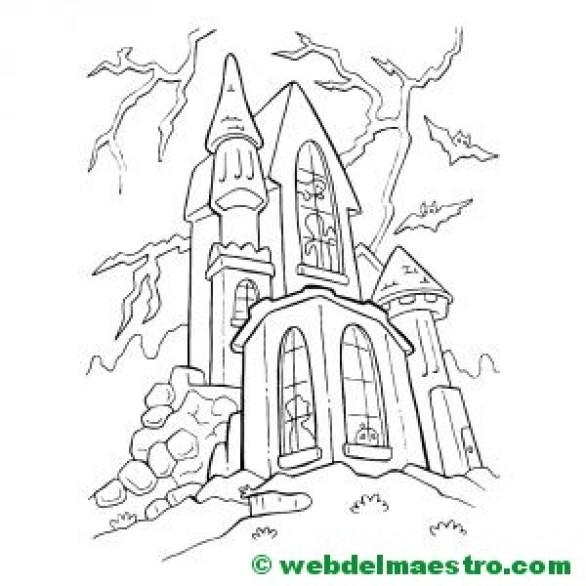 Casas de Halloween-4