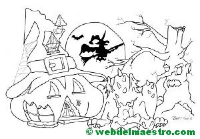 Casas de Halloween-6