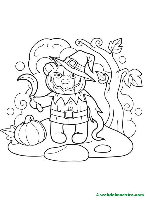 Dibujo de Halloween-2
