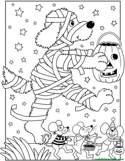 Dibujo de halloween-3