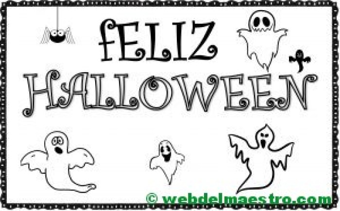 Feliz Halloween-