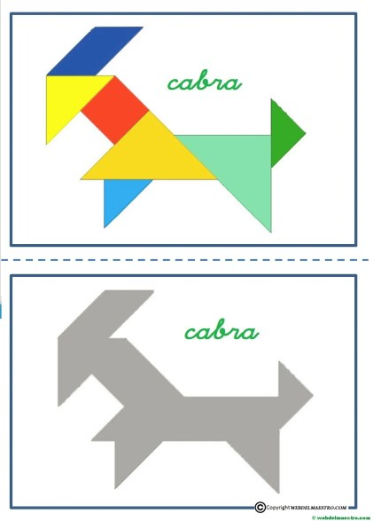 tangram-cabra