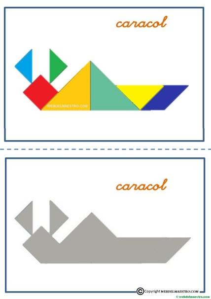 tangram-caracol