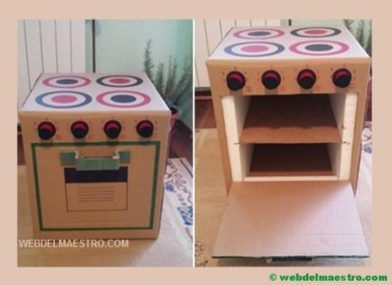 Reciclar Cajas De Cartón Manualidades Con Cartón Web Del