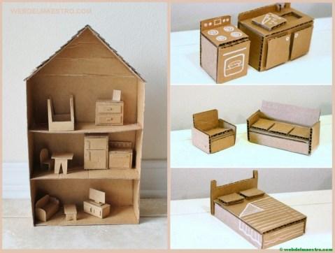 casa de carton---