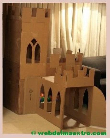 castillo de cartón-III