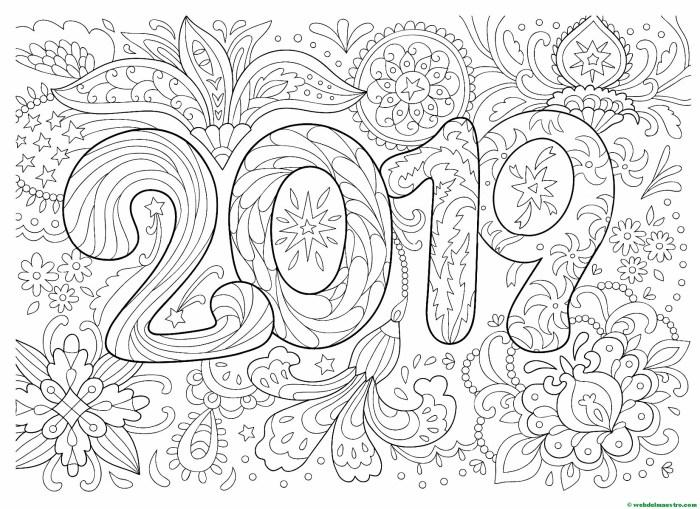 dibujo de 2019