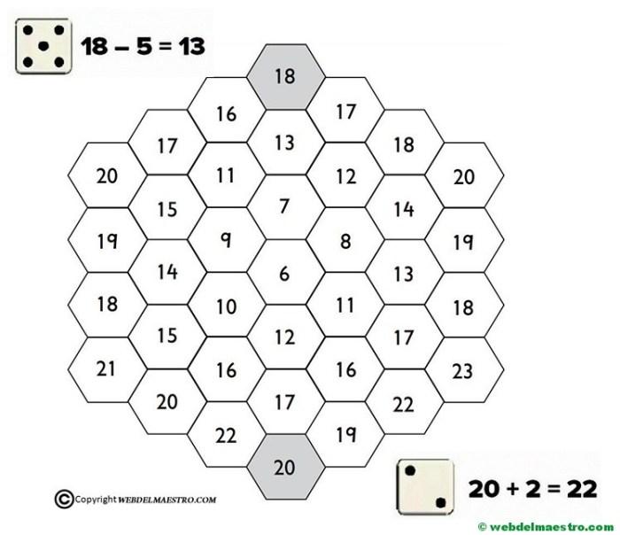 Juegos de matemáticas-