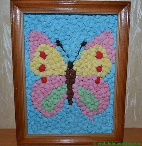 terminacion de trabajos-mariposa