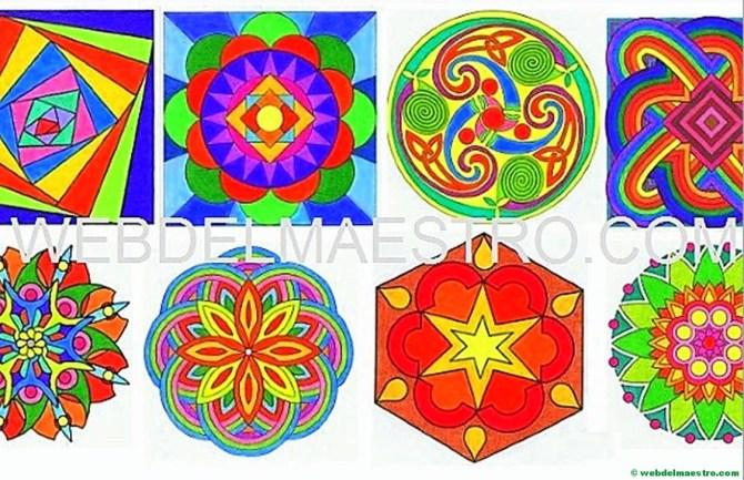láminas para colorear ilustradas