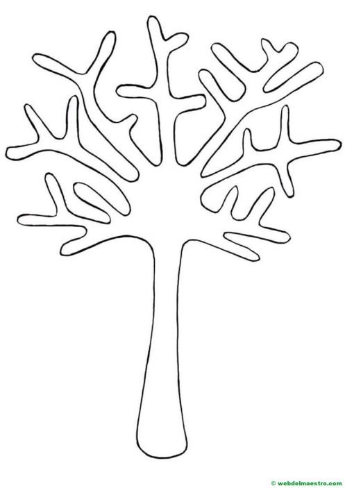 arbol de otoño-III