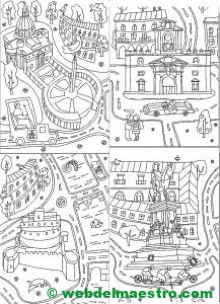 Poster de Roma-paginas 1 al 7