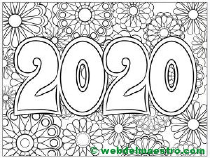 12. Dibujo 2020