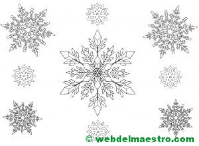 Copos de nieve-12