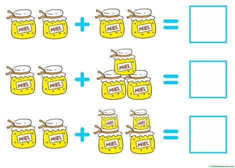 Cartel aprender a sumar-3