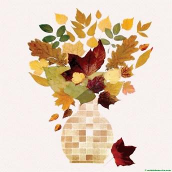 jarrón con hojas secas-1