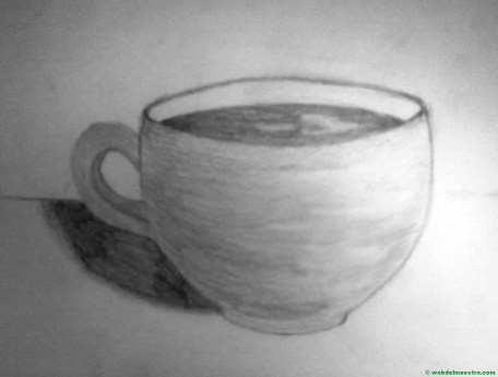 Dibujo a lápiz fácil de hacer