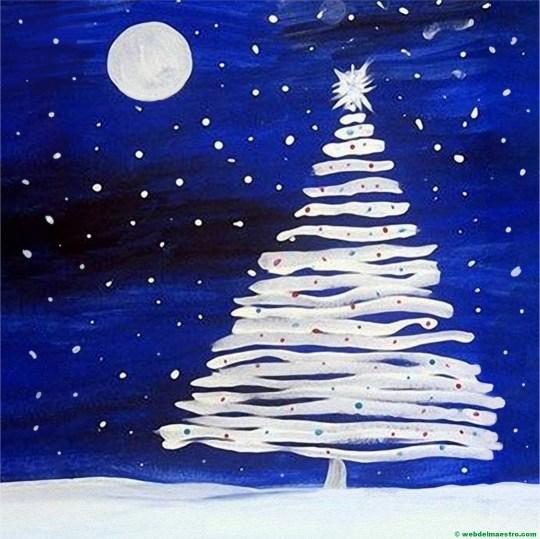 Dibujo de Navidad nº 8