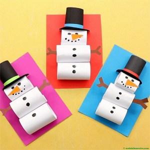 Muñeco de nieve-Terminaciones