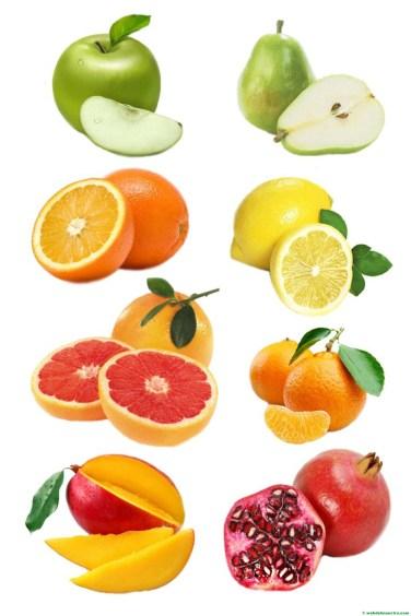 frutas - 2