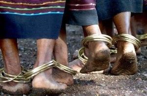 native-feet-work