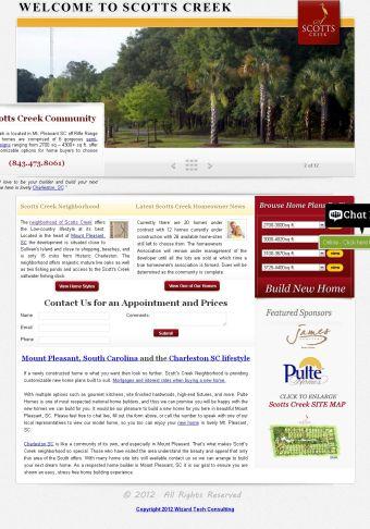 Housing Industry Websites Marketing