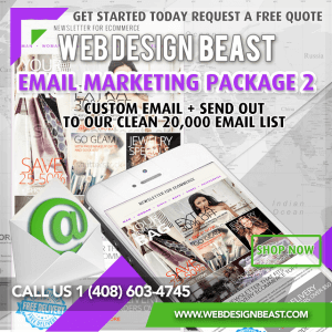 email marketing package 2