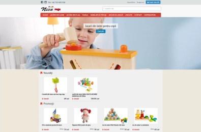 Realizare magazin online Bucuresti